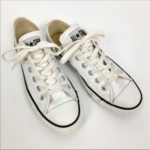 Converse All Star Lo Leather Sneaker